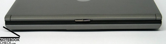 Dell Latitude D820 Interfaces