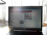 Dell Latitude E5500 Outdoor