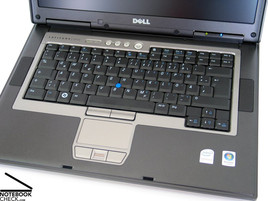 Dell Latitude D830 Keyboard