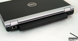 Dell XPS M1210 Interfaces