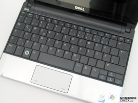 Dell Inspiron Mini 10 Keyboard