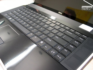 Dell Studio XPS Tastatur
