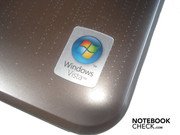 Window Vista Home Premium 32 bit does its job as the operating system in the N51V.