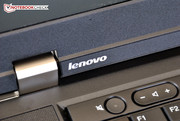 Lenovo has dared to make one major modification.