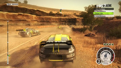 Dirt 2: 1920 x 1080, Very High, 4x AA