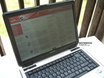 Toshiba Satellite M100-165 Outdoor