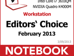 Notebookcheck's Best of February 2013 - Notebooks and Convertibles