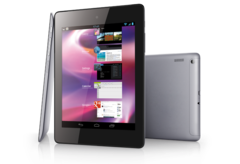 Alcatel launches the One Touch Evo 8 HD tablet