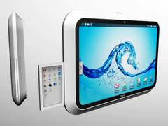 Evolve III Maestro tablet offers the power of 3