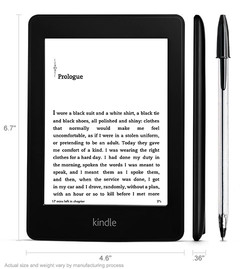 Amazon announces a new Kindle Paperwhite