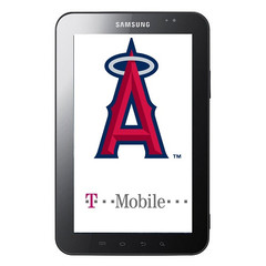 Los Angeles Angels and T-Mobile team up