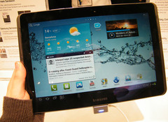 Samsung stalling production of the Galaxy Tab 2 10.1 to feed Quad-core
