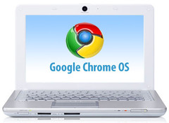 Chrome OS notebooks now ready for mass production