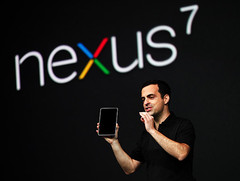 Google Nexus tablet is now available stating at $199
