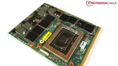 GeForce GTX 580M