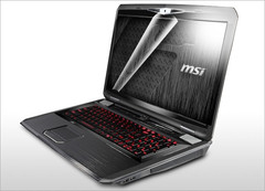 MSI GT783 gaming laptop