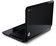 HP officially announces its first Chromebook
