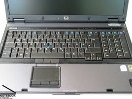 HP Compaq 8710w keyboard