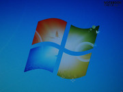 The 64-bit version of Windows 7 Home Premium allows the user to effectively use all of the 4 GBs of RAM installed in the notebook.