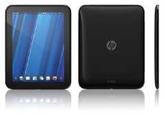 HP sees TouchPad coexisting with iPad