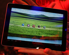 Huawei teases quad-core 10-inch tablet at MWC 2012