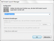 Instant Launch Manager