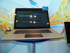 Inventec shows off its Ivybridge notebook at the IDF