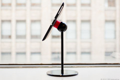The $109 magnetic iOStand sticks to your tablet