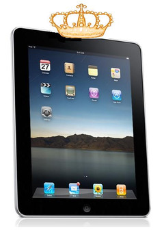 IHS increases iPad sales estimates