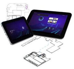 ZiiLabs announces Jaguar line of reference Android tablets