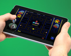 JOYSTICK-IT, Fling designed to enhance gaming experience on iPads