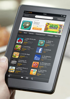 More rumors hint at 8.9-inch Kindle Fire for spring 2012