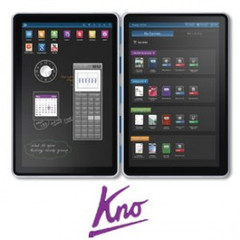 Intel to invest in tablet maker Kno Inc.