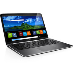 Dell XPS13 Ultrabook with optional Full HD 1080p display