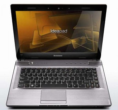 IdeaPad Y470p is an updated Y470 with Radeon HD 7690M GPU