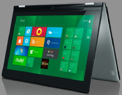 Lenovo could bring a Windows 8 laptop tablet hybrid