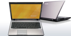 Lenovo introduced the IdeaPad Z575 laptop with AMD Fusion APU