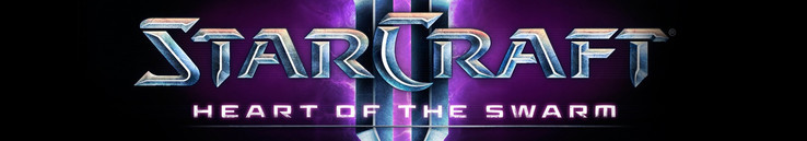 StarCraft II: Heart of the Swarm Logo