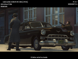 Mafia 2: Fluid only with the lowest details and 800x600.