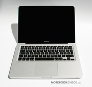 "The new 13"" MacBook Pro distinguishes itself through"