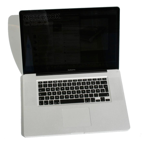 Apple MacBook Pro 17 - beautiful - mobile - expensive