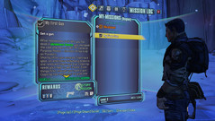 Borderlands 2 fuses action and role-playing components.