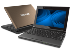Two netbooks released by Toshiba along with revelation of new Qosmio gaming notebook