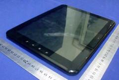 MSI 10-inch tablet hits FCC