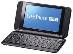 NEC claims First Android powered netbook