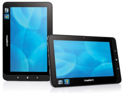 Novatech nTablet boasts of dual OS booting