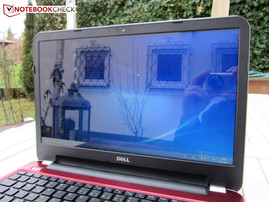 outdoor use Dell Inspiron 15R-5521