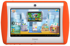 Meep! Android tablet for kids goes on sale