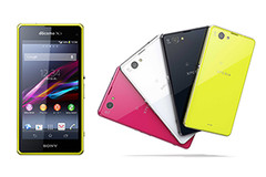 Sony launches the Xperia Z1f smartphone