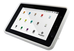PlayBase+ tablet